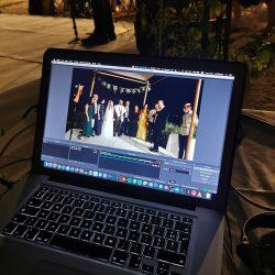 החתונה של שיר & יונתן, מערבה